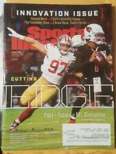 Sports Illustrated November 18, 2019 Nick Bosa, Kyler Murray 49ers, Cardinals