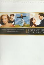 Best Picture Collection: All About Eve / Sound Of Music / How Green Valley Dvd