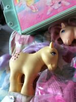 Variety Pack Of Vintage And McDonald's My Little Pony Pack