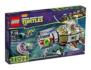 LEGO 79121 Tracking of Sea Turtles Turtles Submarine