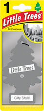 NEW 24 x Little Tree Magic Tree CITY STYLE Car Air Fresheners Freshners