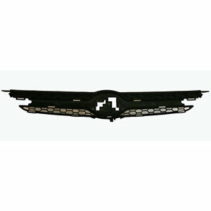 Front Grille Black fits 2003 2004 2005 Toyota Echo