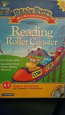 Reading Roller Coaster Ages 4-7 PC GAME - FREE POST *