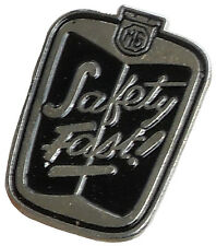 MG Radiator Safety Fast lapel pin