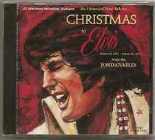 "THE JORDANAIRES, CD ""CHRISTMAS TO ELVIS""   23 TRACKS, NEW SEALED"
