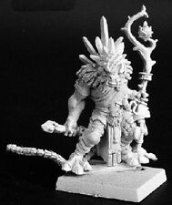 T-Kay Reptus Cleric Reaper Miniatures Warlord RPG Shaman Druid Caster Lizardman