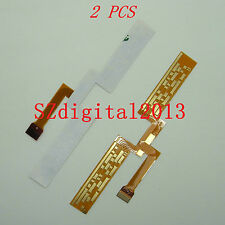 2PCS/  Electric Brush Flex Cable For Canon EF-S 18-135 mm 18-135mm f/3.5-5.6 IS