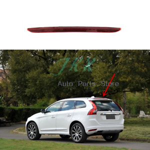 HMSL Rear High Mount Third Brake Stop Light Lamp Fit For Volvo XC60 2009-2016 k