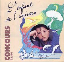 DOCUMENT CONCOURS ENVIRONNEMENT 93-94 L'ENFANT ET L'UNIVERS Vincent FERNANDEL