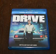 Drive (Blu-ray/DVD, 2012, 2-Disc Set, Canadian Includes Digital Copy)