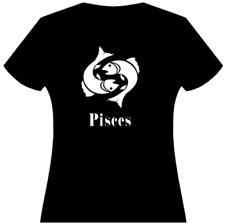 Zodiac Pisces - The Fishes T-Shirt Unisex (Men/Women)