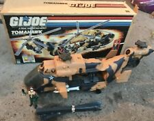 1986 Hasbro GI Joe Tomahawk Helicopter-complete w/original box
