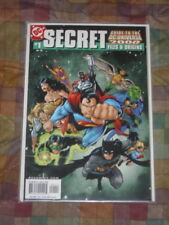 Secret Files & Origins Guide to the DC Universe 2000 (DC) almost NM