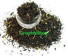 Monks blend natural flavored black tea loose leaf tea 1/2 LB