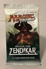 Magic the Gathering - Battle for Zendikar Booster Pack - 15 Cards - NEW - MTG