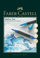 Faber-Castell A4 Marker Pad 70gsm 50shts