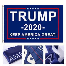 Trump 2020 3x5 Ft Flag Republican Keep America Great President Donald Maga Flag