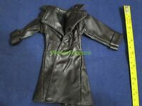 """1/6 Scale Hot Long Leather Pirate Coat Jacket Man for 12"""" Action Figure Toys"""