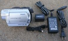 Sony Dcr-Dvd408 Camcorder - Black/Silver (Pre-Owned)