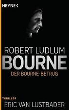 Der Bourne Betrug / Jason Bourne Bd.5 von Robert Ludlum (2016, Taschenbuch)