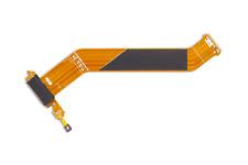 Samsung Galaxy Tab 2 terminal, conector Flex GT p5110 p5100 hembrilla de carga