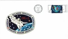 UNITED STATES OF AMERICA USA 1992 SPACE SHUTTLE STS-42 COMMEMORATIVE COVER