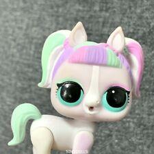 Real LOL Surprise Unipony Unicorn 's Pet Pony Eye Spy PETS Doll SERIES 4 Wave 2
