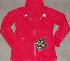New Womens Under Armour Storm 3 Gore-Tex Japan Waterproof Hooded Jacket Size L