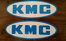 KMC - BICYCLE CYCLING STICKER OFFROAD DECAL