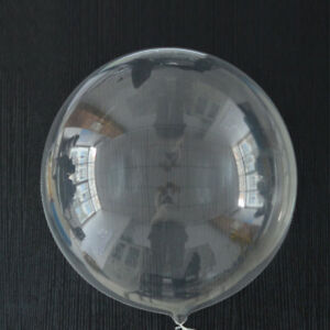 10Pcs Bobo Balloon Transparent Wedding Birthday Helium Christmas Party Decor