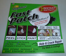 Fast Patch Hole & Crack Repair for wall & Ceiling made in USA