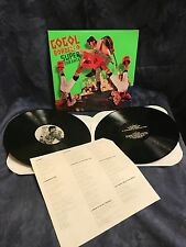 GOGOL BORDELLO Super Taranta 180 Gram Double LP