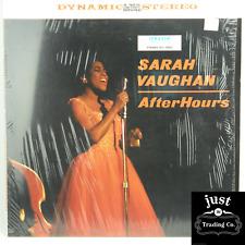 Sarah Vaughan – After Hours 1962 Original lp ES-12025  Jazz - EX/EX