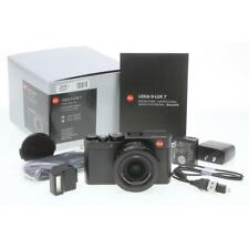 Leica D-Lux 7 Digital Camera Compact Leica Point and Shoot Zoom Camera 19141