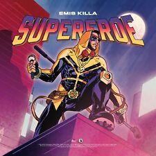 EMIS KILLA - Supereroe (CD + Fumetto, nuovo sigillato)