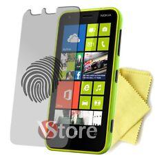 4 Películas Matt Para Nokia Lumia 620 Anti-glare Anti-huellas Película Pantalla