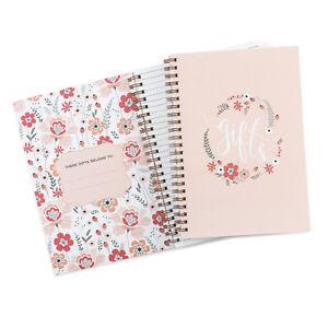 Floral Frame Gift Record Book Bridal Shower Wedding Gift