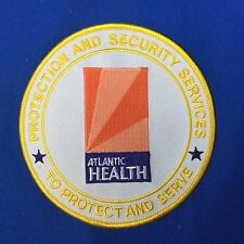 Atlantic Health Protection And Security Services Patch FREE SHIPPING