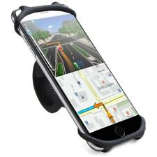 BICYCLE MOUNT BIKE HANDLEBAR NON-SLIP SILICONE HOLDER GRIP DOCK For SMARTPHONES