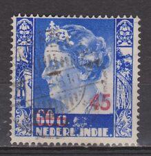 Nederlands Indie Indonesie nr. 325 TOP CANCEL SOERABAJA 1947 Netherlands Indies