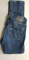 LEVI STRAUSS Men 511 Skinny Fit Stretch Cotton Denim Jean - 32x32 Dark Blue