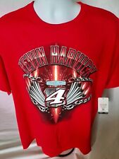 Kevin Harvick #4 Stewart-Haas Racing XL T-shirt New With Tags NASCAR Cup Series