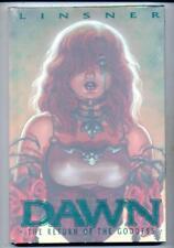 Dawn Volume 2: The Return of the Goddess     Sealed Hardcover     Linsner