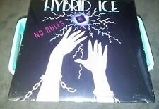 Hybrid Ice No Rules Sealed orig vinyl AOR PA local indie release