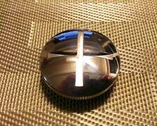 Triumph Rocker Box Cap, Polished Billet Aluminum, New, 70-4610