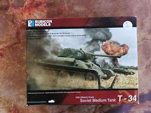 T-34 / 76 Soviet Medium Tank - 1/56th 28mm - Rubicon