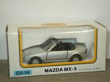 Mazda Eunos Roadster MX-5 - Diapet SV-14 Japan 1:40 in Box *42933