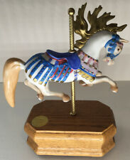 Vintage, Willitts Carousel Of Menories Americana Collection. 4861/9500.