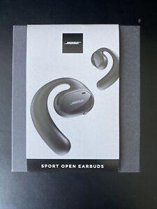 Bose - Sport Open Earbuds True Wireless Open-Ear Headphones