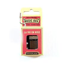 LA VIE EN ROSE - Music Box